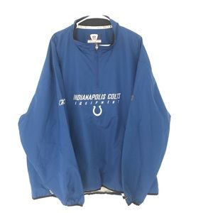 Vintage Indianapolis Colts windbreaker